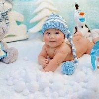 Фотосъемка малыша :: марина алексеева