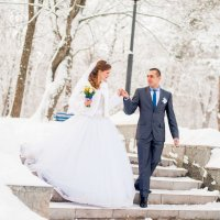 Свадьба 23 января :: Ольга Харская