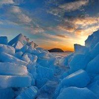 ледяное ущелье :: Ingwar