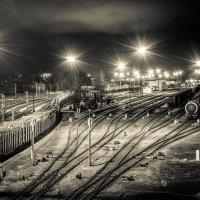 Рижские железные дороги :: Евгений Герега