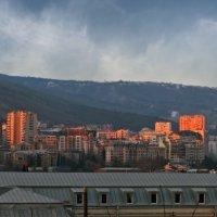 Вид с балкона :: Наталья Джикидзе (Берёзина)