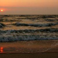 Sunset. :: Tatiana Golubinskaia