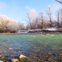 Белая река :: Светлана Скирта