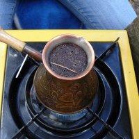 кофе в походных условиях :: Александр Прокудин