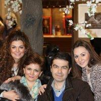 Семья - самая главная ценность в жизни :: Виктория Титова