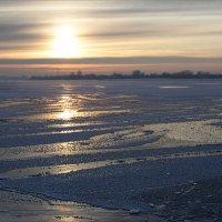 Ледяная россыпь :: Марина