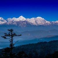 Гора Гунгашань (Миньяк Ганкар) :: chinaguide Ся
