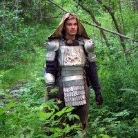 Бродят рыцари по лесу :: Валентин Кузьмин