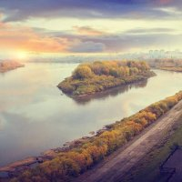 Осенний Кемерово (Сибирь) :: Павел Сухоребриков