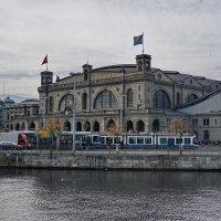 Цюрих Швейцария. Ж.Д. вокзал. :: Murat Bukaev