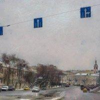 И в небо- вверх- ведёт дорога... :: Ирина Данилова