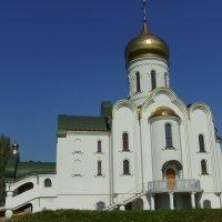 Православный  храм  в  Калуше :: Андрей  Васильевич Коляскин