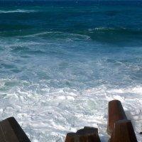 море бурлит :: ALEX KHAZAN