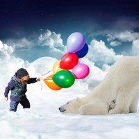 Путешествие на Северный полюс :: Наталья Литвинчук