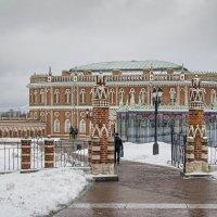 Царицыно (дворцово-парковый ансамбль). :: Александр Назаров