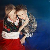 Русские красавицы :: Оксана Циферова