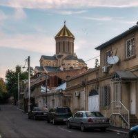 Тбилиси - город контрастов :: Shapiro Svetlana