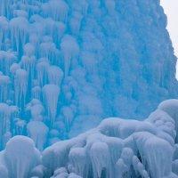 Ледяные медузы Зюраткульского фонтана :: Светлана Игнатьева