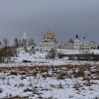 Лужецкий Можайский Ферапонтов монастырь :: галина северинова