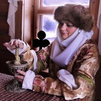 в горнице моей... :: Людмила Волдыкова