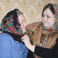 Взаимопонимание :: Ирина Шарапова