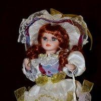 Фарфоровая кукла :: Ростислав