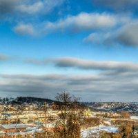 Вид на Смоленск с Соборного холма :: Милешкин Владимир Алексеевич