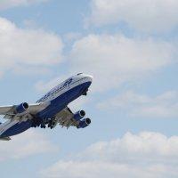 Boeing-747 :: Олег Савин