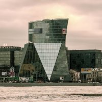 Силосная башня :: Валерий Смирнов