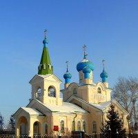 Церковь Александра Невского. :: nadyasilyuk Вознюк
