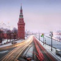 Снег движенью не помеха :: Юлия Батурина