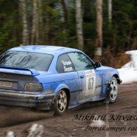 Infrakymppi Rally 2015 :: Михаил Хващевский