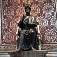Статуя Святого Петра :: Natalia Harries