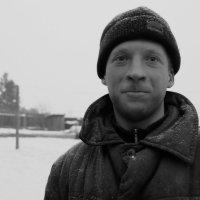 Снежок :: Елена Фалилеева-Диомидова