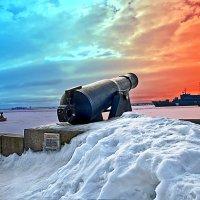 «Полуденная пушка» :: Георгий Вересов