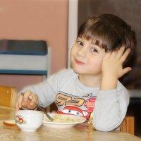 Да, я молодец...и даже, может, все  съем ...сегодня.... :: Tatiana Markova