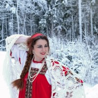 """""""Russian Beauty"""". :: Ludmila"""