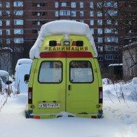 Автомобиль спасти не удалось :: Валерий Чепкасов
