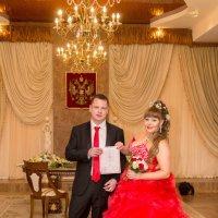 Свадьба в Челябинске :: Максим Габбасов