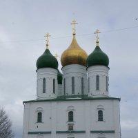 Успенский кафедральный собор в Коломне :: Irina Shtukmaster