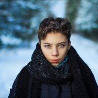 Зимний портрет :: Елена Ерошевич
