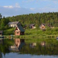 Хорошо в деревне летом... :: Ирина Михайловна