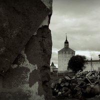 В Кириллове :: Надежда Бахолдина
