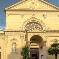 Церковь, Сан Ремо :: Witalij Loewin