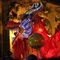 Празднование Китайского Нового года во Львове-2. :: Руслан Грицунь