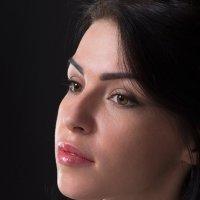 Студийный портрет, close-up :: Анатолий Тимофеев