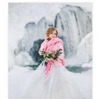 Ice angel :: Tatiana Treide