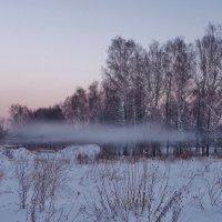 Может облако с небес, может туман с земли. :: Святец Вячеслав