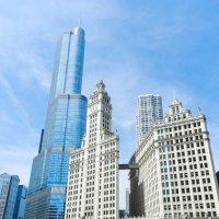 20 и 21 века в архитектуре Чикаго :: Юрий Поляков