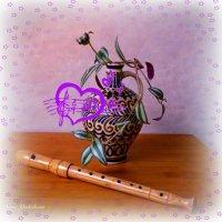 Забытая мелодия для флейты :: Nina Yudicheva